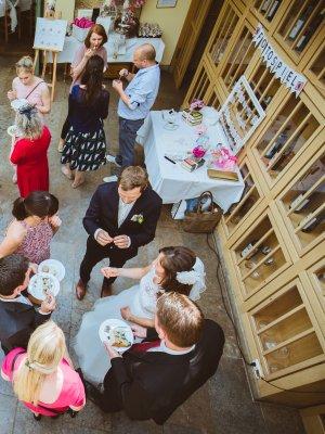 Kennenlernspiele Hochzeit Gäste